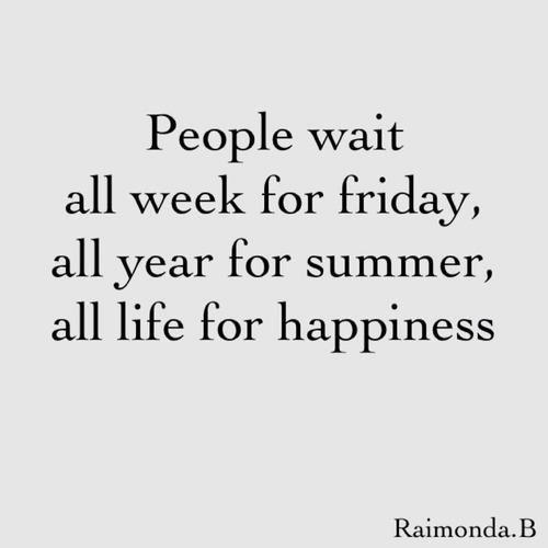 We wait...