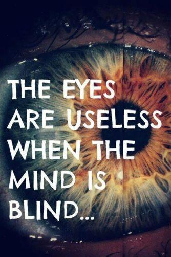 Being vs. Seeing