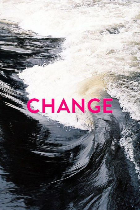Motivational Monday: Change