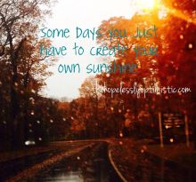 own sunshine