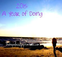 year of doing (edit)
